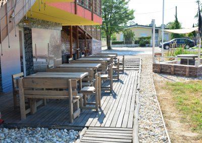 Stoly a stoličky z Jaseňu bieleho
